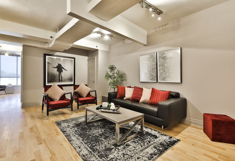 Lofts Saint Paul Vieux Montreal, Montreal, Penthouse, 3 Bedrooms, Non Smoking, Room