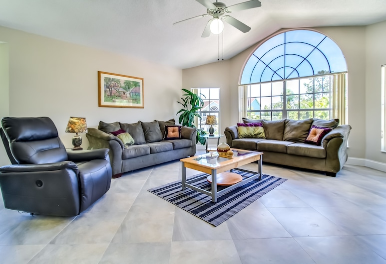Royal Bay 1, Kissimmee, Living Area