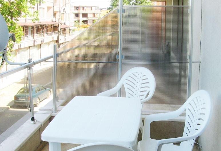 Sunny Sands Studios, Bourgas, Studio, balcon, Chambre