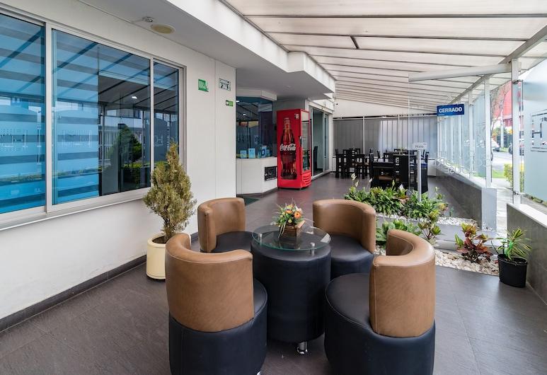 Ayenda 1072 Quality Comfort House, Bogotá, Lobby