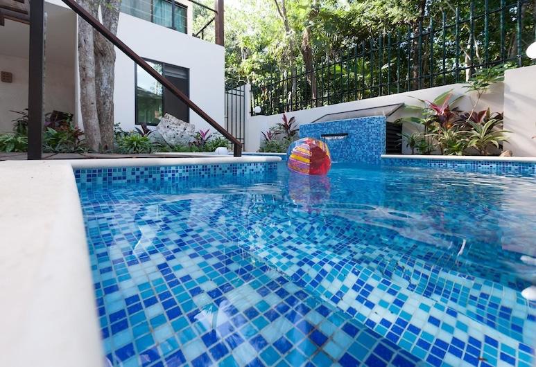 Casa Chaca - Best in Aldea Zama by BRM, Tulum, สระว่ายน้ำ