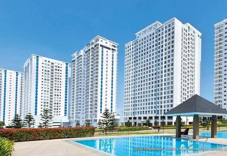 Wind Residences by JG Vacation Rentals, Tagaytay, Kolam Renang Luar Ruangan