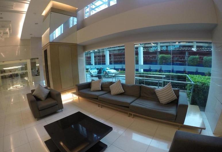 Grass Residences by JG Vacation Rentals, Quezon City, Vestibila uzgaidāmā zona