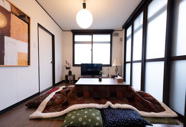 京都香門 レトロなホテル, 京都市, ファミリー ルーム, 部屋