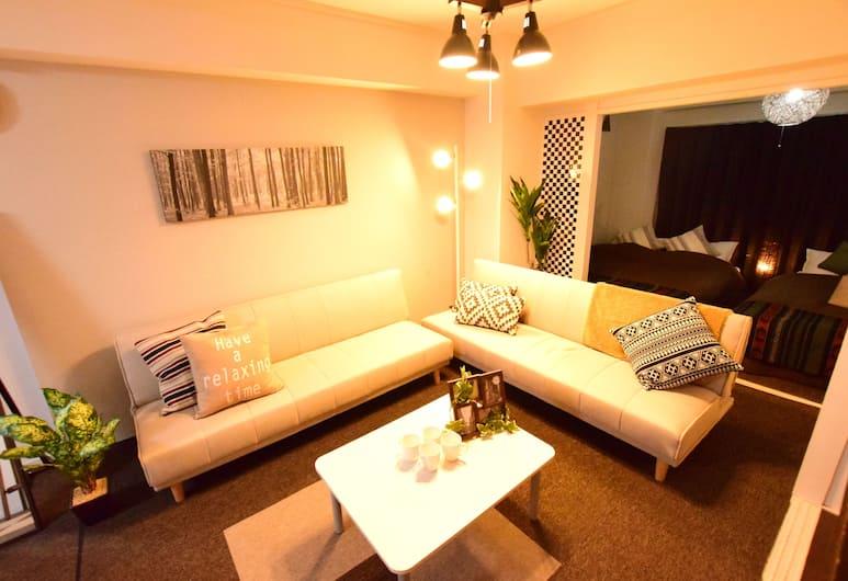 MT apartment, 大阪市, アパートメント 1 ベッドルーム (MT apartment 301), 部屋