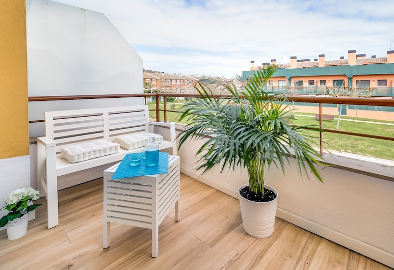 Apartamento Vivalidays Elisabet, Палафольс, Апартаменти, 2 спальні, Балкон