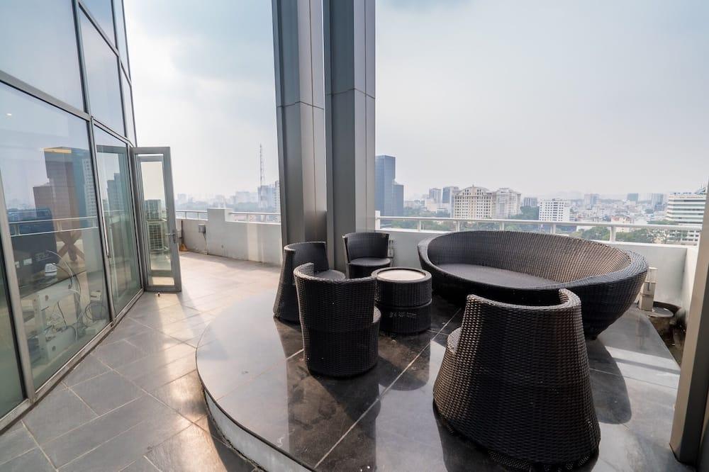 Business Suite, 4 Bedrooms - Balkoni