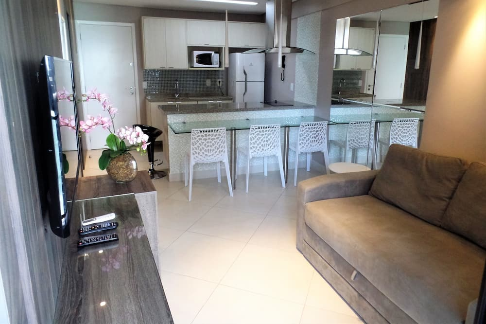 Business Διαμέρισμα - Περιοχή καθιστικού
