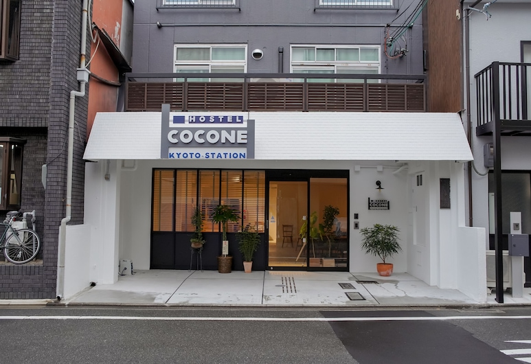 HOSTEL COCONE Kyoto-Station, Kyoto, Įėjimas į viešbutį