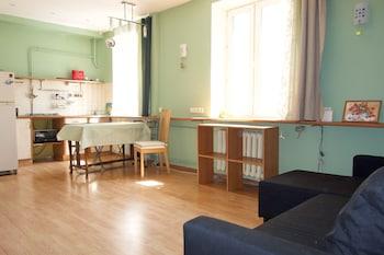 Nuotrauka: LUXKV Apartment on Staropimenovskiy 4, Maskva