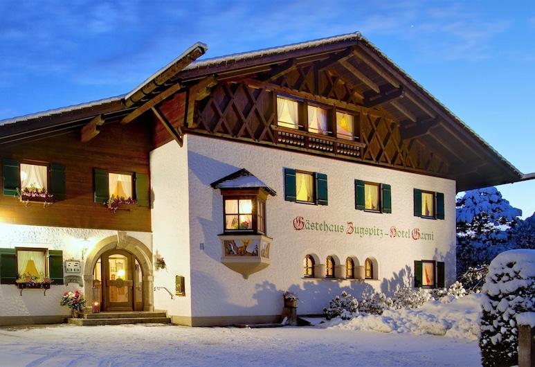 Hotel Garni Zugspitz, Farchant, Áreas del establecimiento