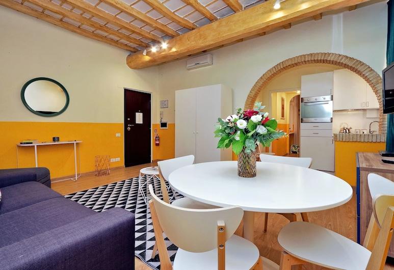 羅馬住宿酒店 - 朱利亞 II, 羅馬, 公寓, 客廳