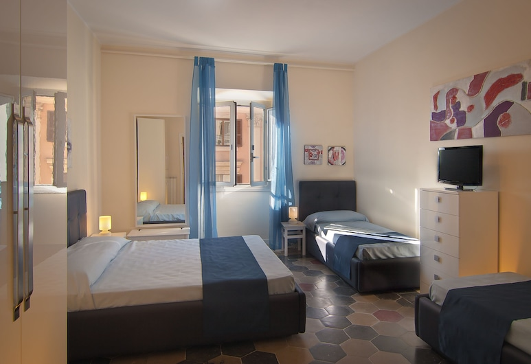 Rome Accommodation - Principe Amedeo, Rooma