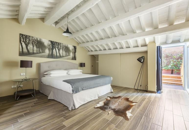Rome Accommodation - Campo Marzio, Rome, Room
