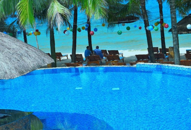 Coral Bay Resort, Phu Quoc, Kültéri medence