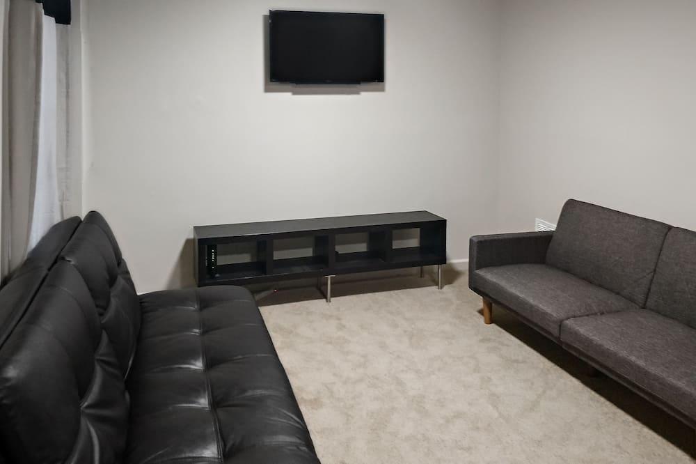 公寓, 1 間臥室, 非吸煙房, 獨立浴室 - 客廳