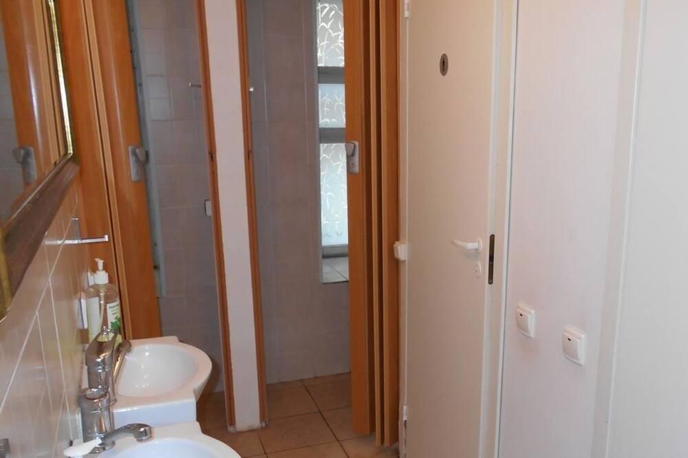 Divvietīgs numurs, koplietojuma vannasistaba - Vannasistaba