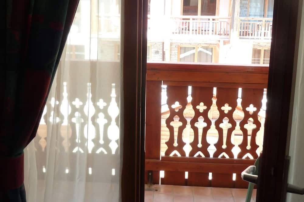 Standardværelse til 3 personer - balkon - Altan