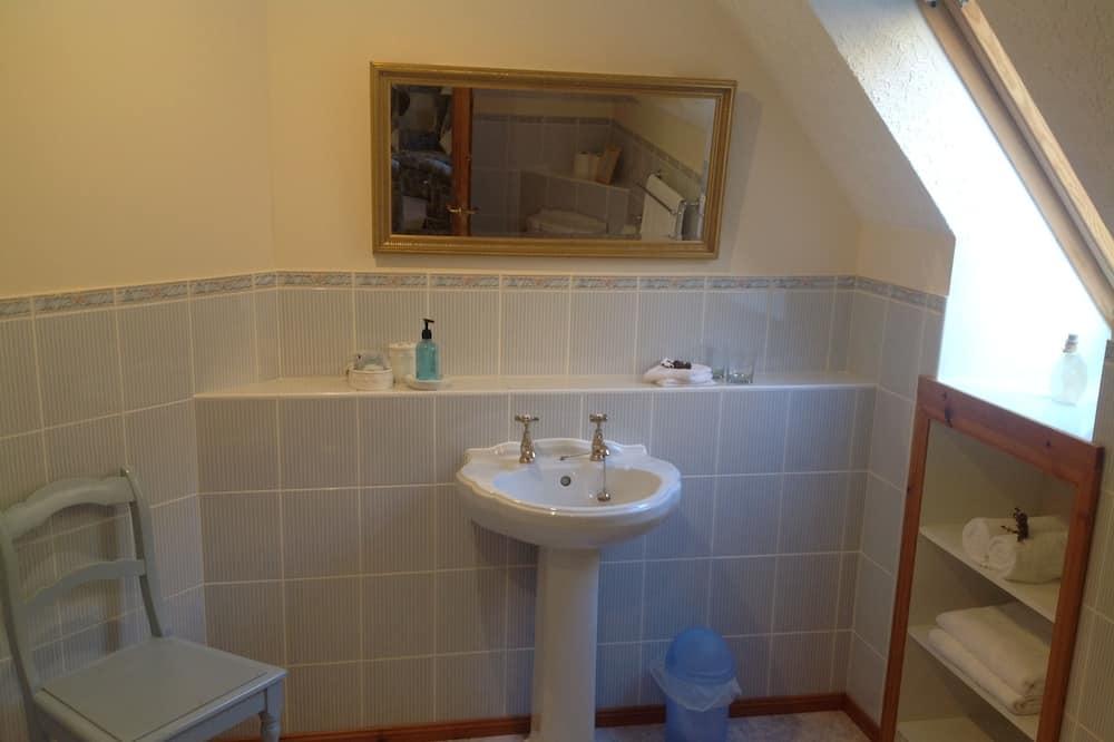 슈피리어 더블룸, 호수 전망 (Room 3) - 욕실
