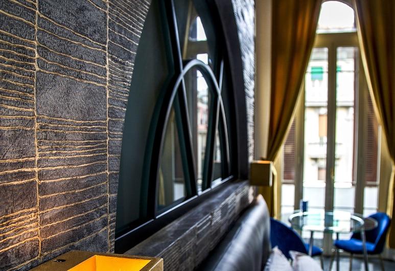 Comfort Zone Naples, Naples, Suite Royale, sauna, Chambre