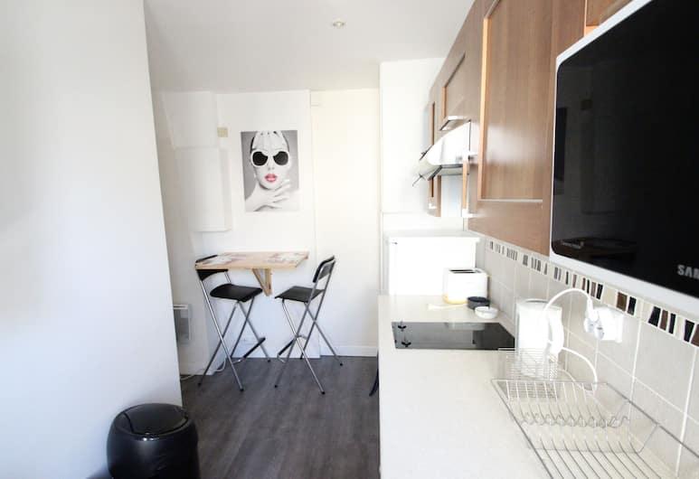 The Eiffel Nest - ALD, Paryż, Apartament, Prywatna kuchnia
