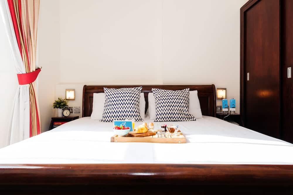 Апартаменты «Делюкс», 1 спальня - Номер