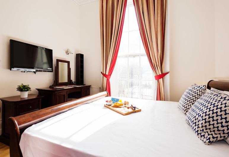 海德公園薩塞克斯花園酒店 - AE1, 倫敦, 豪華公寓, 1 間臥室, 客房
