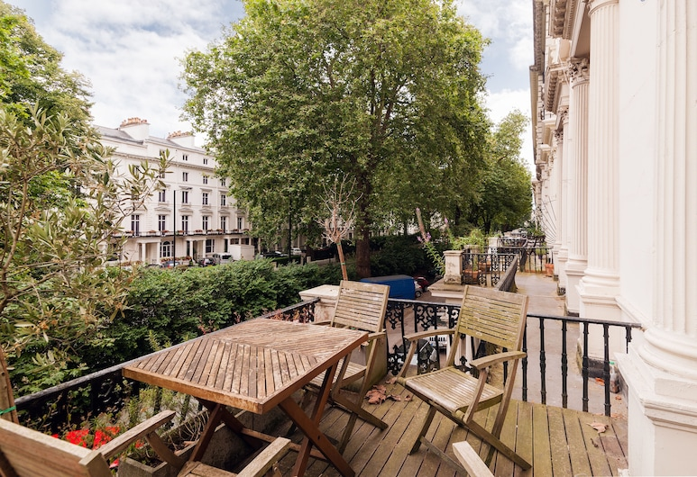 The Westbourne Terrace - GM, London, Külaliskorter, 2 magamistoaga, Rõdu