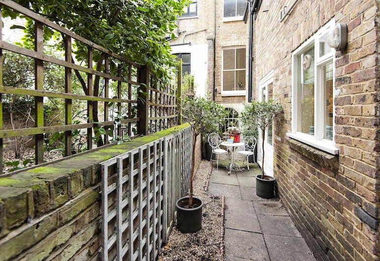 The Chelsea Kensington Mews - NC01, London, Deluxe-Apartment, 1 Schlafzimmer, Terrasse/Patio