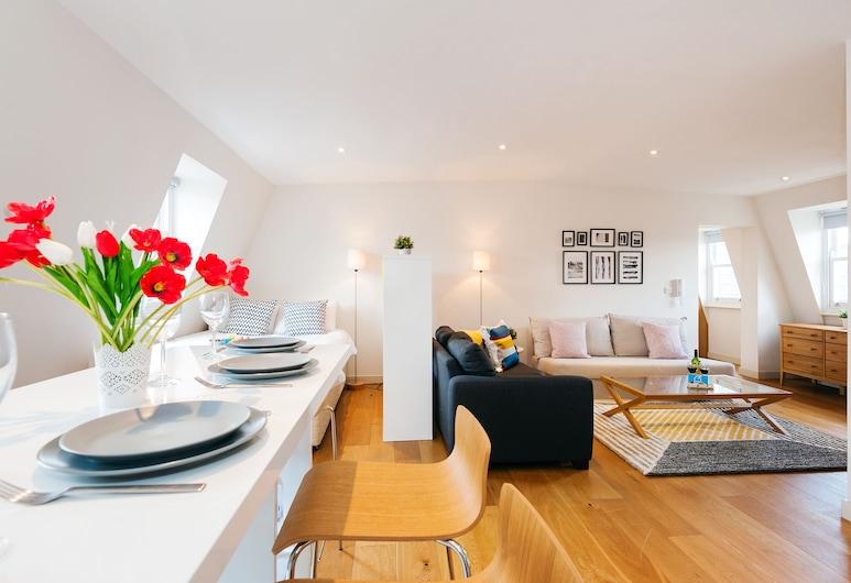 The Chelsea Redcliffe Hideaway - WP1, Londen, Appartement, 1 slaapkamer, Woonruimte
