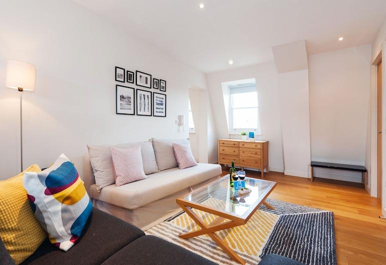 The Chelsea Redcliffe Hideaway - WP1, Лондон, Апартаменти, 1 спальня, Вітальня