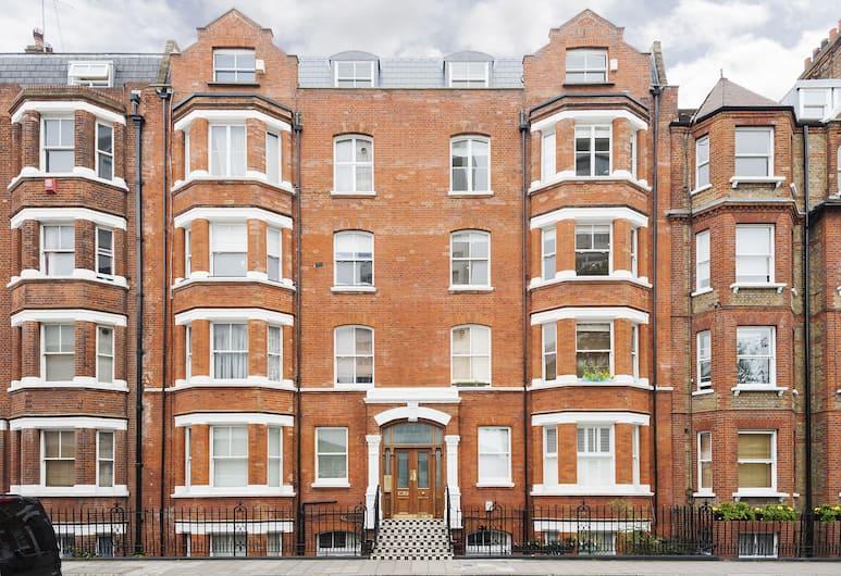 The Marylebone Luxborough Mansion - NBN, London, Fassaad