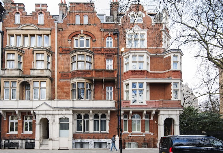 The Hyde Park Place Residence - DDF, London, Fassaad
