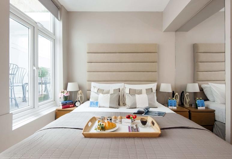 德雷頓花園住宿公寓酒店 - RMA, 倫敦, 豪華公寓, 1 間臥室, 客房
