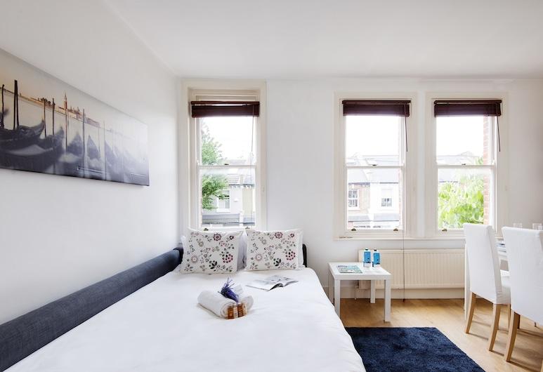 The Homey West Kensington Apartment - KDY, London, Külaliskorter, 2 magamistoaga, Tuba
