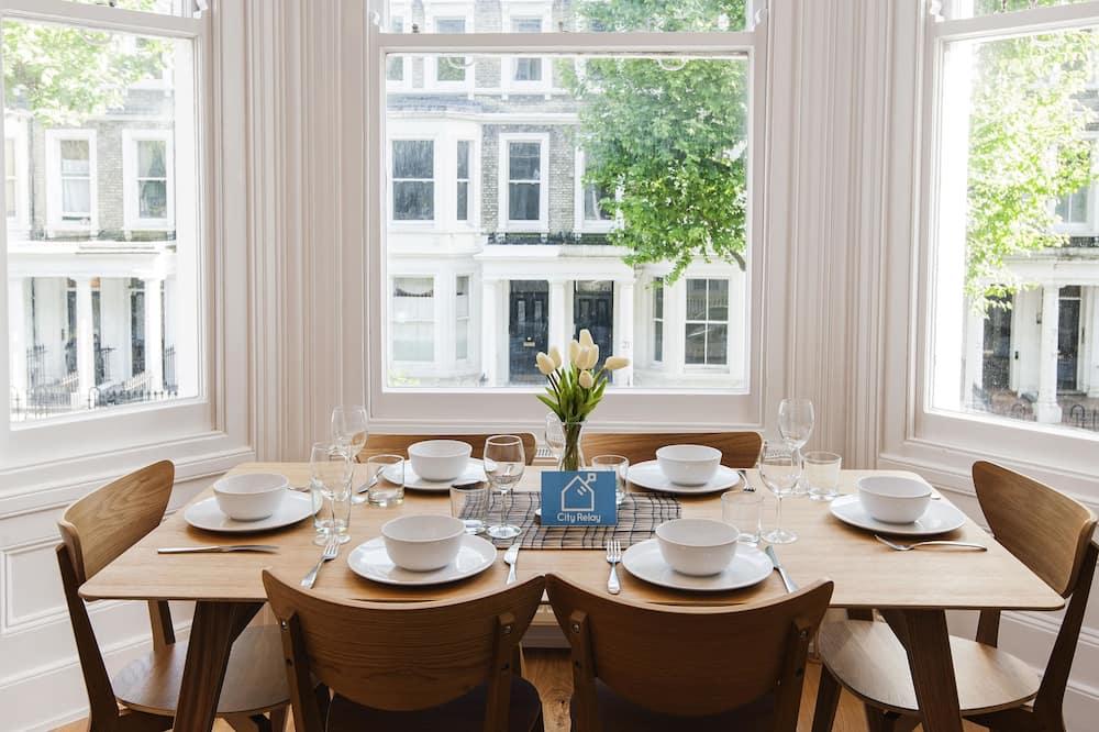 Апартаменти «Делюкс», 2 спальні - Обіди в номері