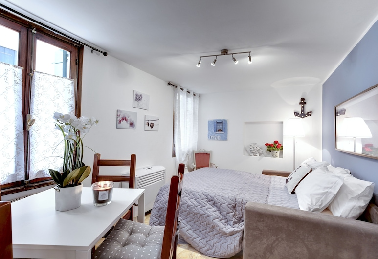 Ca' delle Ancore - Near Giardini della Biennale, Venezia, Appartamento, 1 camera da letto, non fumatori, Area soggiorno