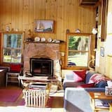 House, 2 Bedrooms, Fireplace - Living Area