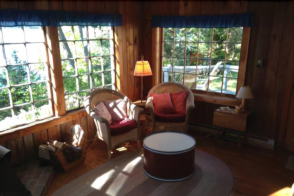 Dom, 2 sypialnie, kominek - Zdjęcie opisywane