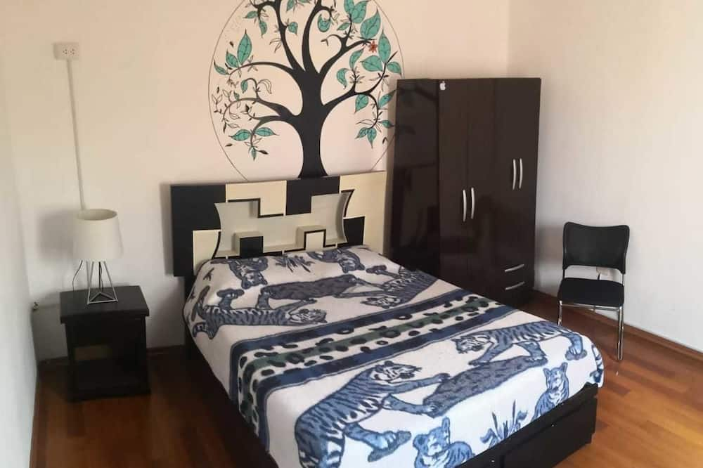 Pokoj Premium s dvojlůžkem, vlastní koupelna - Pokoj
