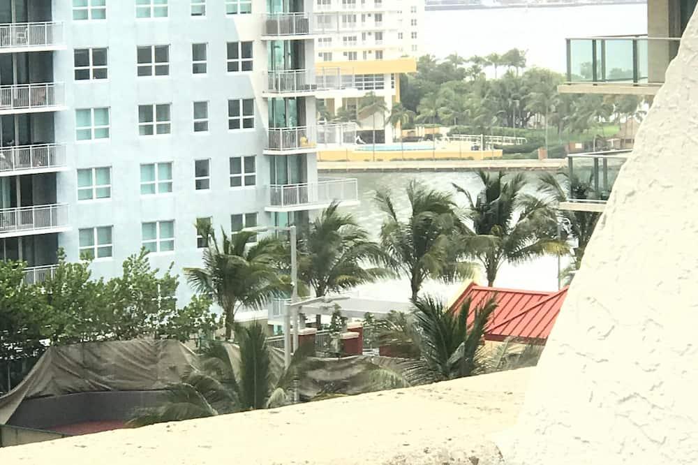 公寓, 1 間臥室 - 陽台景觀