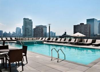 A(z) Bluebird Suites near the PATH hotel fényképe itt: Jersey City