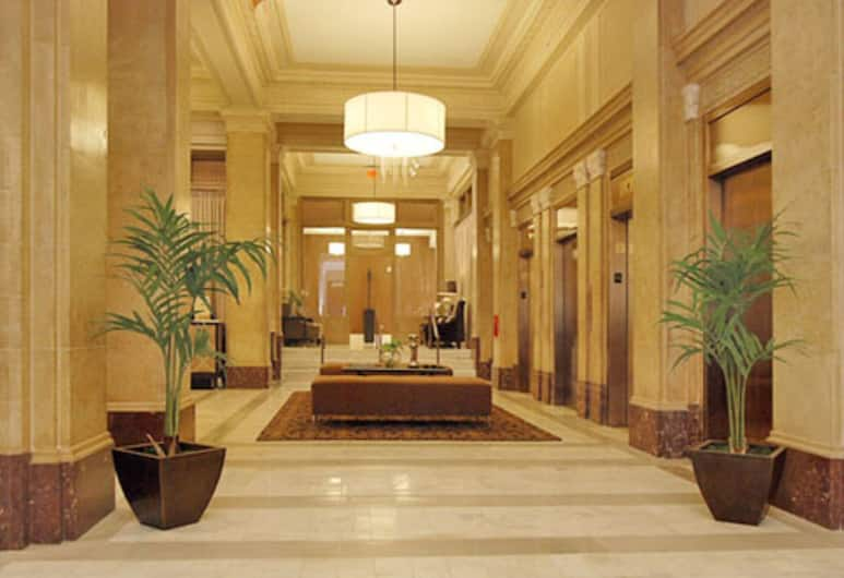 Bluebird Suites DC Financial District, Washington, Lobby lounge