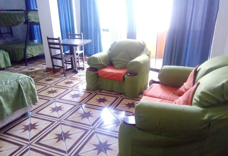 Hotel Hilroq I, Ica, Living Area