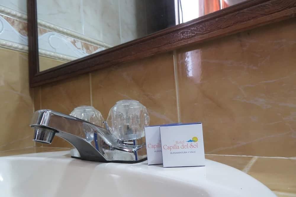 Phòng đôi dành cho gia đình, Phù hợp cho người khuyết tật, Ban công - Phòng tắm