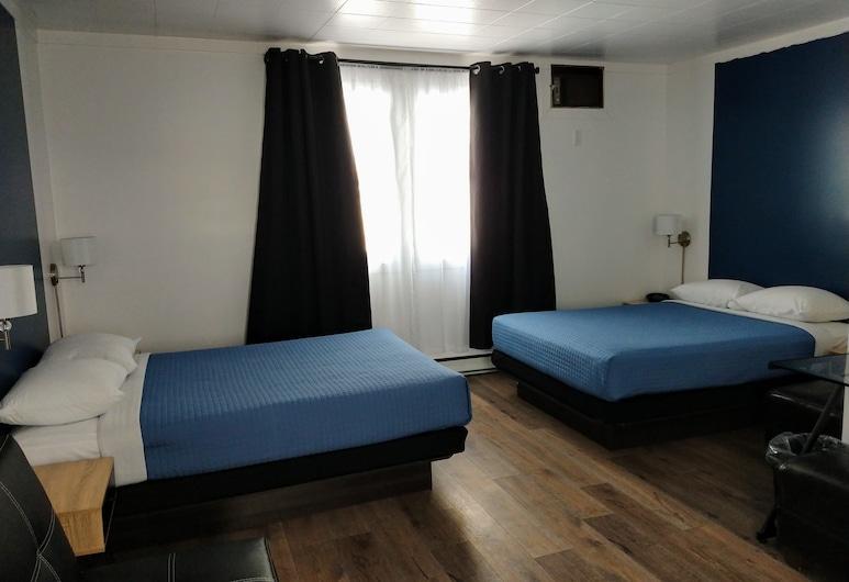 Motel Hibiscus, Ste Anne de Beaupre, Quadruple Room, Guest Room