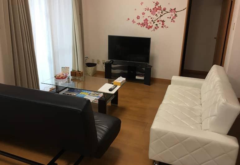 加內莎飯店, 讀谷, 公寓, 2 間臥室, 客廳