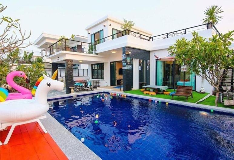 可愛之家泳池別墅酒店, 華欣