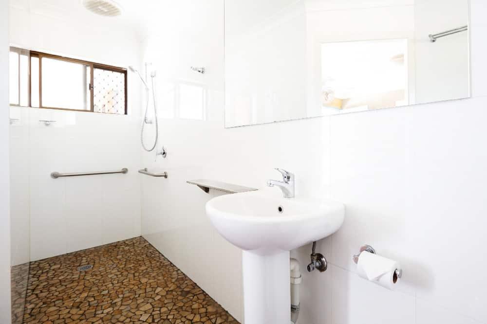 Общее спальное помещение, общий смешанный номер (1 Bed in 4 Bed Dorm) - Ванная комната