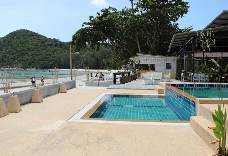 Aesthetic Resort, Ko Pha-ngan, View from Hotel